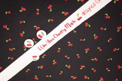 Kirschen schwarz Poppy I love you cherry much