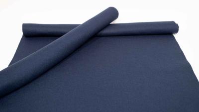 Schurwollfilz in Dunkelblau Wollfilz dunkelblau 1,2 mm