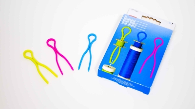 Prym Spulenhalter farbig 21 Stück