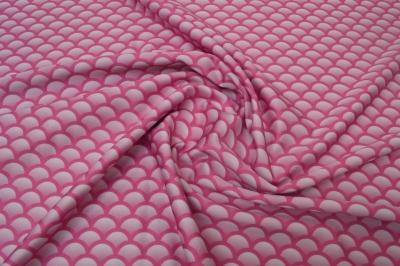 Schuppenstoff pink rosa Meerjungfrauenstoff
